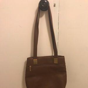 Very nice simulated leather mondani purse.